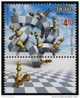 Israel (2015) - Set -  /  Chess - Echecs - Ajedrez - Schach - Schaken