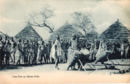 TAM TAM EN HAUTE VOLTA - Burkina Faso