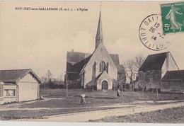 BAILLEAU SOUS GALLARDON  L'église - Autres Communes