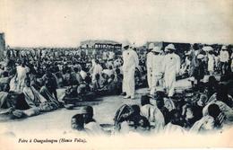 FOIRE A OUAGADOUGOU - HAUTE VOLTA - Burkina Faso