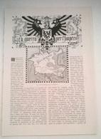 LA GUERRA PER L'IMPERO V. MANTEGAZZI/ L'ESERCITO FRANCESE DAL 1870 A OGGI TEN. COL. ZAMPOLLI 1914 ART. RIT. DA GIORNALE - Vecchi Documenti