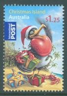 CHRISTMAS - MNH/*** LUXE - 2009 - Yv 656 - Lot 17310 - Christmas Island