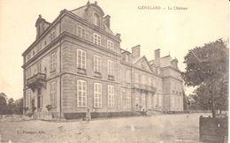 (71) Saône Et Loire - CPA - Génélard - Le Château - France