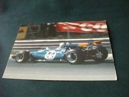 AUTO CAR J. BRABHAM BRABHAM B  T 33 - Grand Prix / F1
