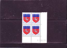 N° 1510 - 0,20F Blason De Saint LO - 3PHO - 27° Tirage Du 29.9 Au 27.10.1977 - 11.10.1977 - - 1970-1979