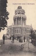 CPA - Budapest - Erzsébet Kilato Torony A Janoshegyen - Hongrie