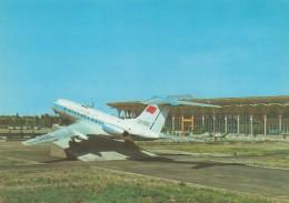 CPA -  Urganch - Aéroport - Ouzbékistan