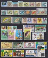 Tanzania  1965 -84 Collezione Di 90 Francobolli Timbrati Tra I N°2 E 235 - Tanzania (1964-...)