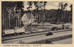 AK  - Triptis  - Raststätte Radaborn - 1938 - Triptis