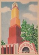 AK  - Wien Prater - Zirkus Zentral - 1940 - Prater