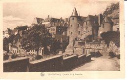 Luxembourg - CPA - Luxembourg-ville - Chemin De La Corniche - Luxembourg - Ville