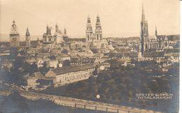 Deutschland - Rhénanie-Palatinat - Speyer - Speyer A. Rhein - Totalansicht - Speyer