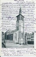 NAMUR - Eglise St.Jean - Verstuurd Met OCB 56 - Afstempeling EECLOO - Namur