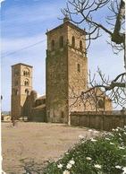 CP Espagne 198? - Tujillo Eglesia Santa Maria La Mayor - Caceres - Cáceres