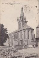 TESSY-sur-VIRE - L'Eglise - Travaux - Autres Communes