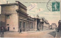 ***  21  ***  DIJON  La Préfecture Ancien Hotel De Ville  TTB Bien Timbrée - Dijon