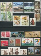 1926 - CHINA Jahrgang 1993 Postfrisch - 1949 - ... République Populaire