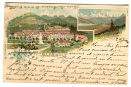 Gruss Vom GURNIGEL - GURNIGELBAD 1908 - BE Bern