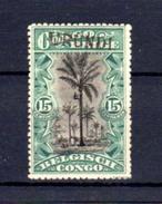 1916    Type Tombeur, 18 *  Propre Charnière, Cote 525 €, - Ruanda-Urundi
