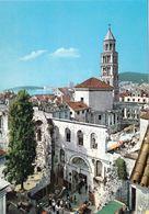 1 AK Kroatien * Kathedrale Des Hl. Domnius In Split - Erbaut Im 4. Jh. Als Mausoleum Für Kaiser Diokletian UNESCO Erbe - Kroatië