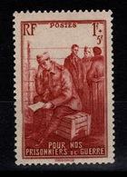 YV 475 N** Prisonniers Cote 2,15 Euros - Frankreich