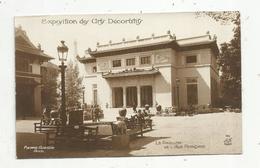 Cp , 75 , Exposition Des Arts Décoratifs , Le Pavillon De L'Asie Française , Vierge , N° 46 , Ed. A.N. - Mostre