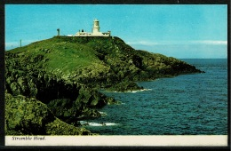 RB 1204 - Postcard - Strumble Head Lighthouse - Fishguard Pembrokeshire Wales - Pembrokeshire