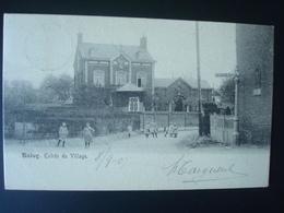 SAIVE : Entrée Du Village En 1907 - Blegny