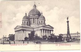 RU 190000 SANKT PETERSBURG, Cathedrale De La Trinite, Ca. 1905 - Russland
