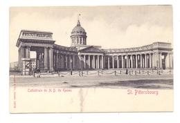 RU 190000 SANKT PETERSBURG, Cathedrale De N.D. De Kazan, Ca. 1905 - Russland