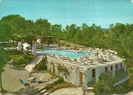 """Illetas (Maiorca, Baleari, Spagna) Hotel """"Bonanza"""", Parque Y Piscina, Park And Swimming-Pool - Mallorca"""