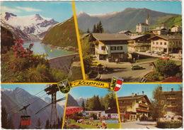 Kaprun: FIAT 127, OPEL MANTA-A, VW 1200 KÄFER/COX - Mooserbodensperre, Maiskogel-Seilbahn, Gasthof Orgler, Freibad - Turismo