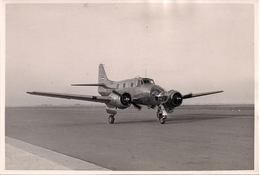 Aviation - Avion Militaire Fokker S-13 - 1950 - Aviation