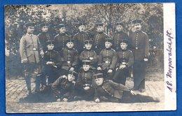 Carte Photo  - Soldats Allemands  - 1914 - War 1914-18