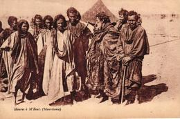 MAURITANIE - MAURES A M'BOUT - Mauritania