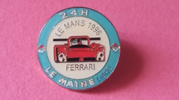 Pin's   24 H Du Mans  1996  FERRARI - Ferrari