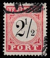 Ned Indie 1882 2.5ct Port  NVPH 5 Tanding 13,5x13,25  Type IV - Nederlands-Indië
