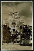 RB 1207 -  Early Real Photo Postcard - The Catheral Fiume Rijeka - Italy Croatia - Croatia