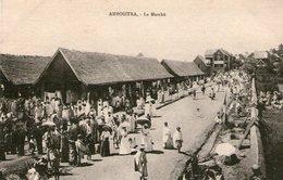 (69) CPA  Ambositra  Le Marché (Bon Etat) - Madagascar