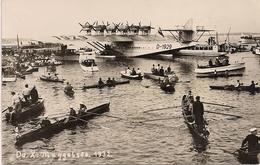 Aviation - Hydravion DO-X - Dornier - Müggelsee 1932 - Superbe - 1919-1938