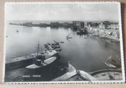 MONDOSORPRESA, FOTOGRAFICA ANZIO, PORTO VIAGGIATA 1948 - Italia