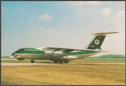 Iraqi Airways Ilyushin IL-76MD - The Aviation Society Postcard - 1946-....: Modern Era