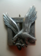 INSIGNE MILITAIRE ARMEE DE L'AIR  ESCADRON DE FUSILIERS COMMANDO D' INTERVENTION 03/318 - Airforce