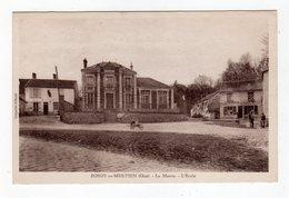 Rosoy En Multien ( Oise ) - La Mairie - L'école  - 60 - - France