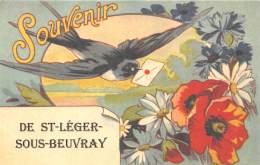 71 - SAONE ET LOIRE / Fantaisie Moderne - CPM - Format 9 X 14 Cm - 716006 - Saint Léger Sous Beuvray - Other Municipalities