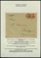 MEMELGEBIET O,Brief,BrfStk,**,* , Reichhaltige Saubere Teilsammlung Memel Von 1920-1922 Mit Vielen Besonderheiten, Bogen - Klaipeda