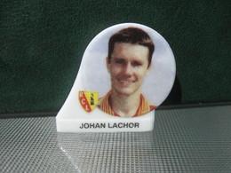 Fève Footballeur Johan Lachor Série Foot équipe De Lens Année 98 - Fèves - Rare T Sport - Sports