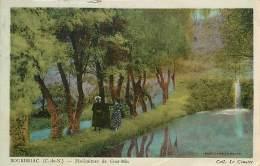 22* BOURBRIAC  Pisciculture   MA77-0431 - France