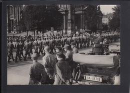 D. Reich Foto Bundesführer Stäbel - Siehe 2 X Scan - Oorlog, Militair