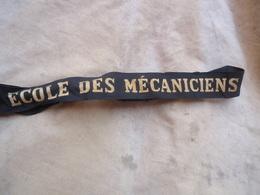 Bandeau De Bachi  école Des Mécaniciens - Helme & Hauben